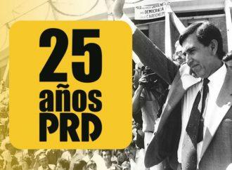 El PRD, no el PRD