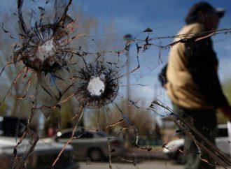 Violencia política es consecuencia del abandono del estado en materia de seguridad pública
