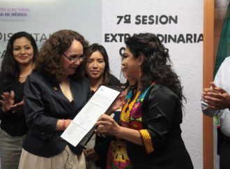 Clara Brugada garantiza una alcaldía cercana a los ciudadanos