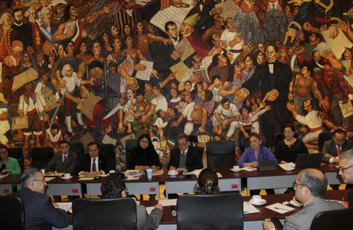 Equipos de transición en GCDMX acordarán presupuesto 2019