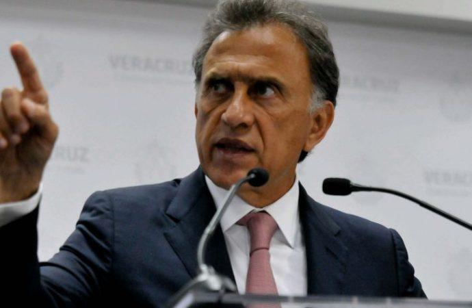 Resultados no favorecen a coalición PAN-PRD-MC, reconoce Yunes