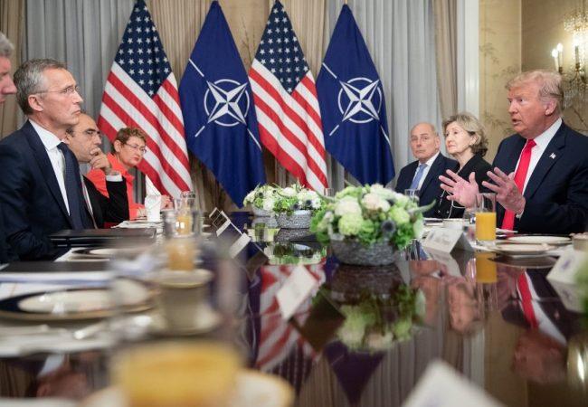 Cumbre de OTAN inicia con nuevas acusaciones de Trump