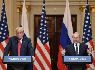 Desaprueban en EUA el manejo de la relación entre Trump y Putin