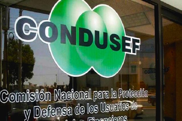 """Alerta CONDUSEF que bajo distintos nombres comerciales, se ofrecen créditos a nombre del """"Banco Interamericano de Desarrollo"""""""