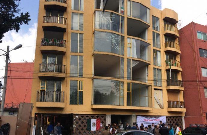 Inicia demolición de conjunto habitacional en Coyoacán