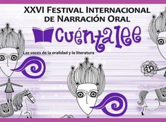 Tradición y cultura en la XXIX edición del Festival Internacional de Narración Oral Cuéntalee