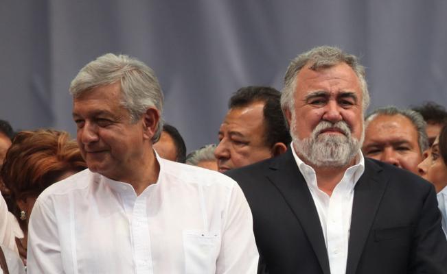 Encinas continuará investigación de Ayotzinapa