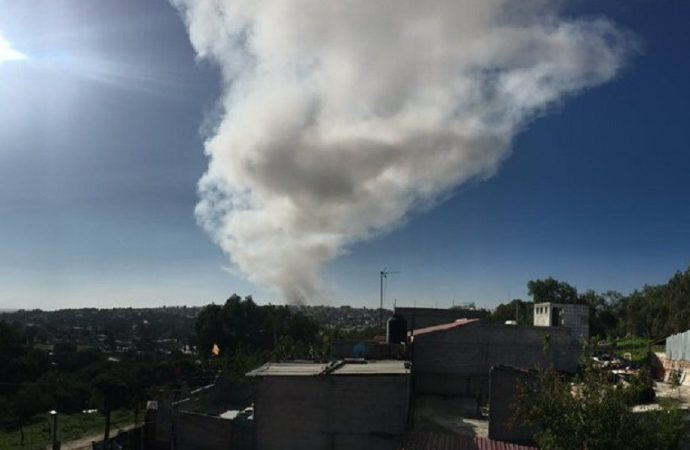 Sube a 24 cifra de muertos por explosión de pirotecnia en Tultepec