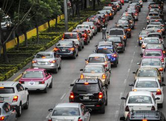 Acccidente en la carretera México-Pachuca deja al descubierto la nula seguridad vehicular de los autos en México