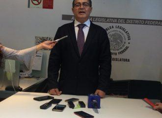 La VII Legislatura deja un legado muy positivoa la CDMX: Leonel Luna
