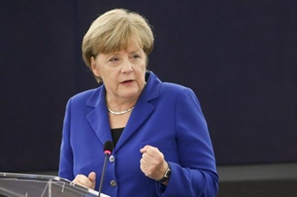 Propone Angela Merkel encuentro con AMLO