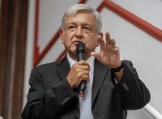 Acudiremos a tribunales, dice López Obrador tras multa del INE a Morena