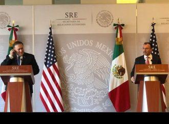 TLCAN, migración y nuevo gobierno, los temas entre México y EU