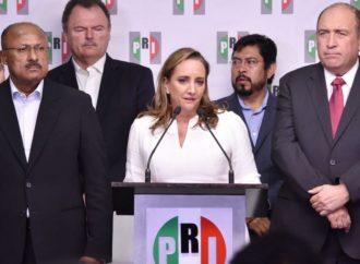 PRI trabajará en el Congreso para reducir desigualdad y pobreza: Ruiz Massieu