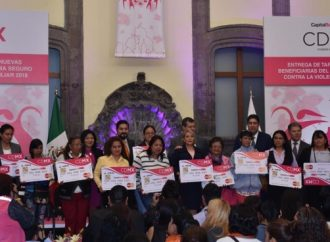 Otorga GCDMX apoyos a mujeres víctimas de violencia