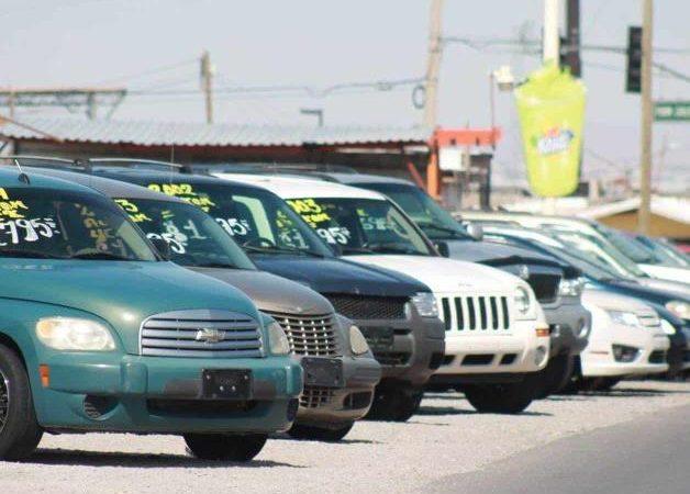 Establecer programa definitivo de regularización de vehículos usados en frontera norte