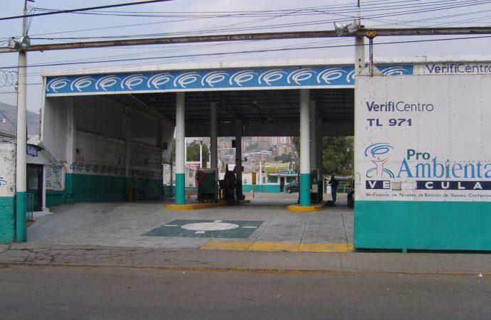 Realizan más de 43 mil verificaciones vehiculares en CDMX