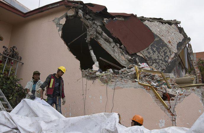 Amieva y Sheinbaum discutirán alcances de la reconstrucción por sismos