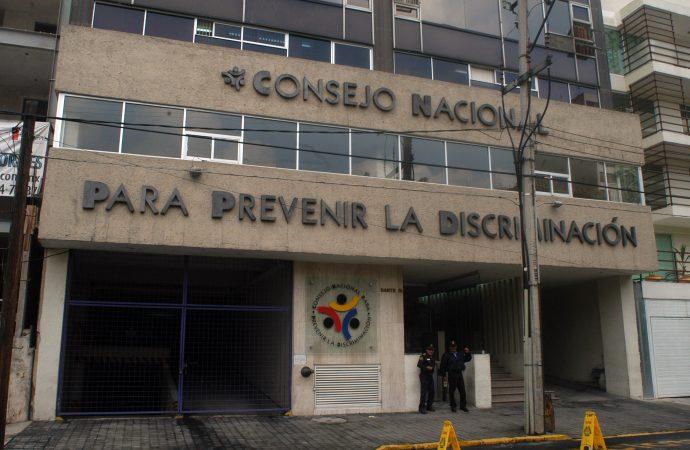 Proponen que Conapred implemente y difunda estrategias para prevenir y eliminar la discriminación