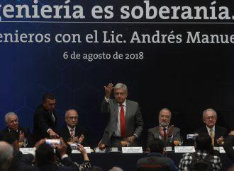 México no será amenazado con muros ni militarización de su frontera: AMLO