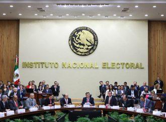 Avala INE financiamiento público de casi cinco mil mdp para partidos políticos