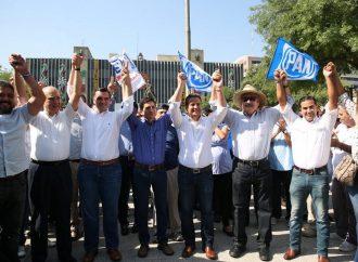 Defenderá el PAN triunfos electorales en Monterrey y Guadalupe: Zepeda