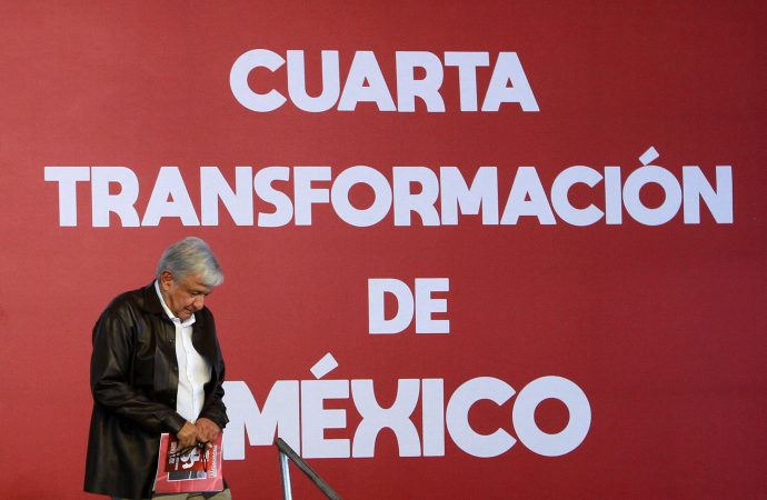 Los compromisos se convertirán en realidades: López Obrador