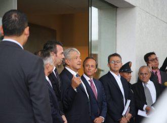 Se reúne AMLO con integrantes del Consejo Mexicano de Negocios