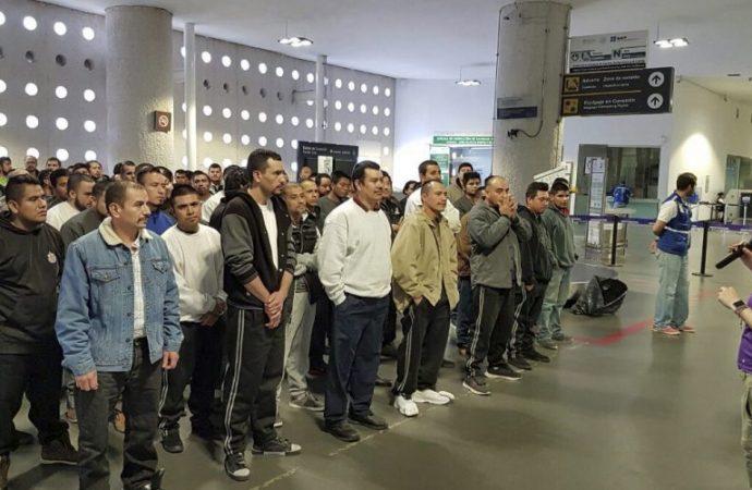 Cifra histórica de 155 mil mexicanos en juicios de deportación en EUA