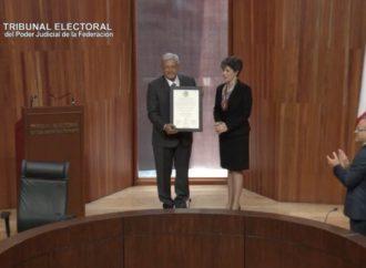 López Obrador es declarado presidente electo de México