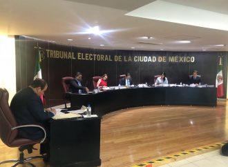 Tribunal Electoral confirma asignación de diputados a Congreso capitalino