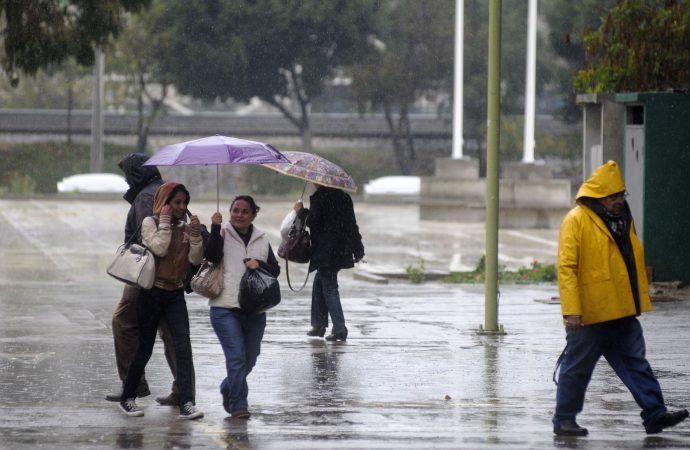 Persiste potencial de lluvias y altas temperaturas en la mayor parte del país