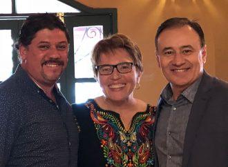Laura Beristain con paso firme forja el nuevo camino de solidaridad desde la CDMX