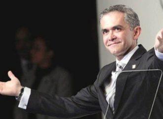 Mensaje de unidad, elección de Mancera para coordinar a senadores PRD