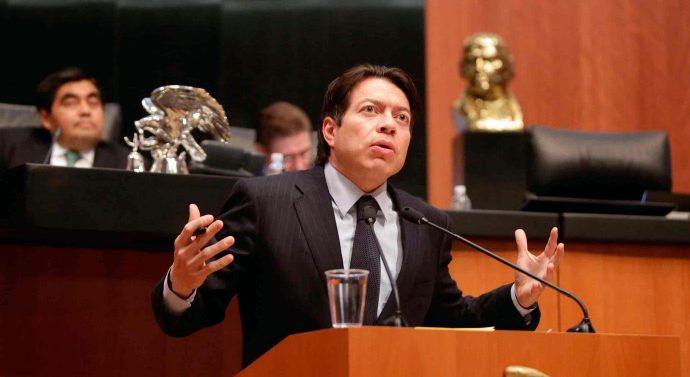 Con Morena se va a terminar el despilfarro y el abuso de la deuda: Mario Delgado