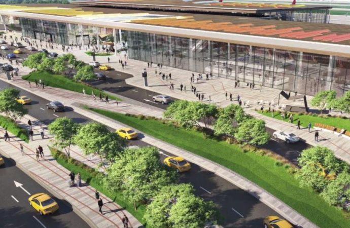 Destacan beneficios económicos del nuevo aeropuerto capitalino
