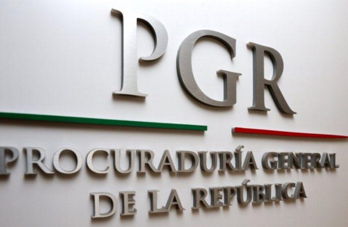 INAI pide a PGR informar sobre personas sentenciadas