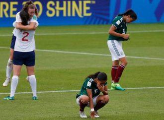 Amarga despedida del Tri femenil Sub-20; cayó 6-1