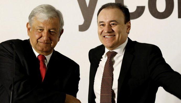 "Prevé  Alfonso Durazo relación ""muy intensa"" con estados"