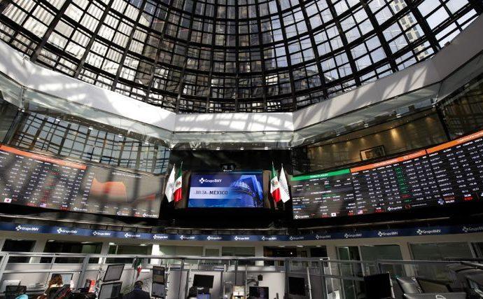 Bolsa Mexicana avanza, luego de acuerdo preliminar entre EUA y México