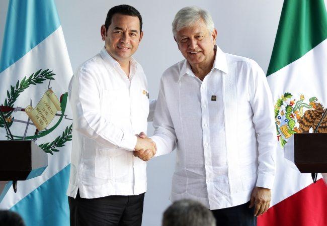 López Obrador llama a la unidad de Norte y Centroamérica para atender migración