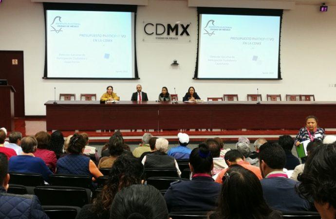 Contralores ciudadanos serán observadores en consulta de presupuesto participativo