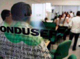 La Condusef recupera 1,057 MDP en beneficio de los usuarios