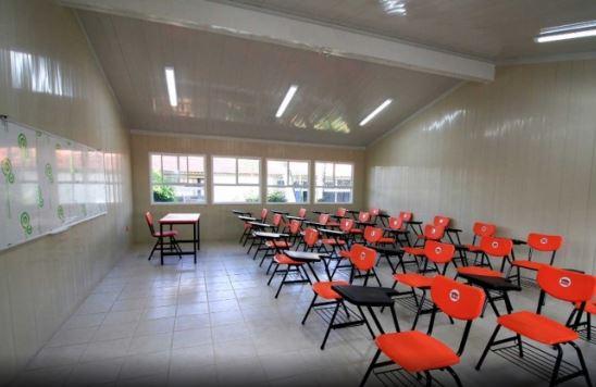 Nueve escuelas que sufrieron daños graves, listas para regreso a clases