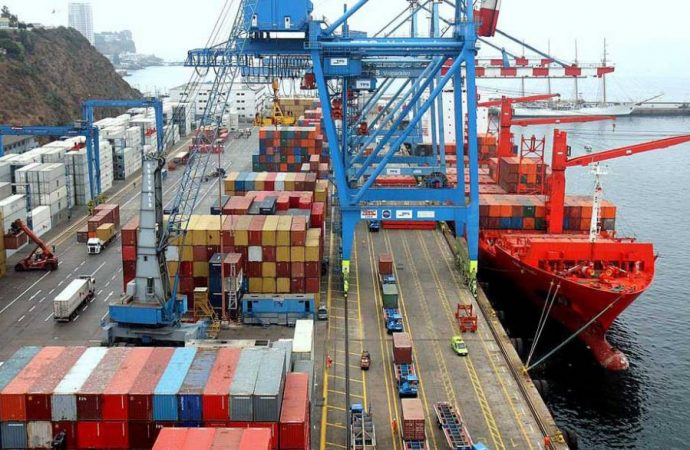 Exportaciones mexicanas crecen 14.2 por ciento anual en julio