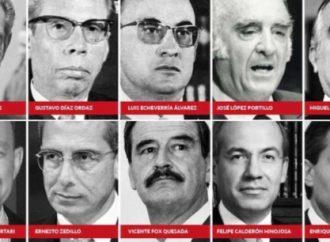 Presidentes prófugos de la realidad… y de la cárcel