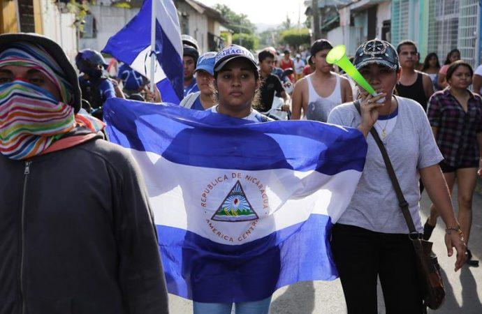 Se contabilizan 322 muertos en protestas en Nicaragua: CIDH