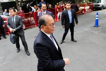 Concluye reunión de López Obrador con embajador chino Qiu Xiaoqui