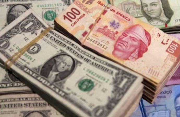 Mercado cambiario con cambios moderados por TLCAN