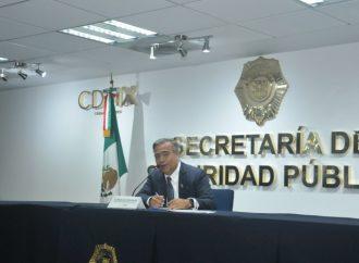 Realiza SSP-CDMX 53 operativos para inhibir comisión de ilícitos